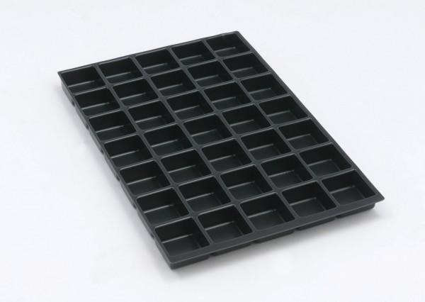 Bisley MultiDrawer™ Schubladeneinsatz A4 35 Fächer für alle DIN A4 Schubladen