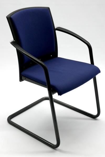 Gebrauchter Besucher- und Konferenzstuhl K&N Tensa