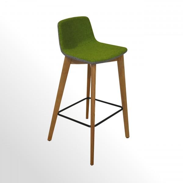 Günstiger Barhocker - Loungestuhl für den Empfangs- und/oder Wartebereich