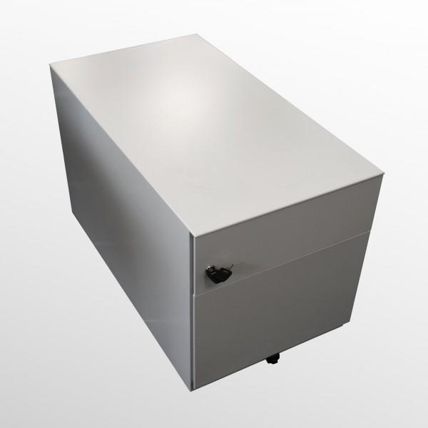 Gebrauchter Bisley Rollcontainer mit Hängeregistraturlade